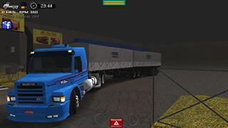 Grand Truck Simulator скриншот 1