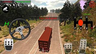 Manual Gearbox: Car Parking скриншот 1