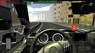 Manual Gearbox: Car Parking скриншот 2