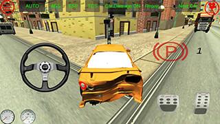 Manual Gearbox: Car Parking скриншот 3