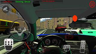 Manual Gearbox: Car Parking скриншот 4