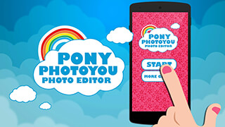 Pony Photo You Editor скриншот 1