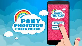 Pony Photo You Editor скриншот 3