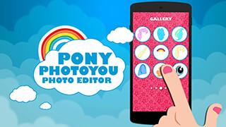 Pony Photo You Editor скриншот 4