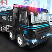 3D Police Truck Simulator 2016 иконка
