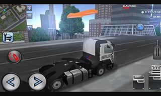 3D Police Truck Simulator 2016 скриншот 3