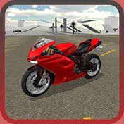 Extreme Motorbike Jump 3D иконка