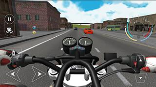 Extreme Motorbike Jump 3D скриншот 1