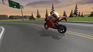 Extreme Motorbike Jump 3D скриншот 4