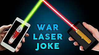 Laser War: Joke скриншот 1