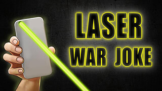 Laser War: Joke скриншот 3