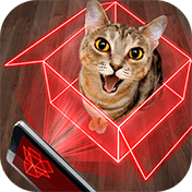 Hologram For Cats: Simulator иконка