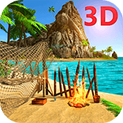 Lost Island: Survival Simulator иконка