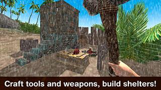 Lost Island: Survival Simulator скриншот 3