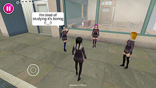 Yandere School скриншот 4