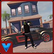 LA GangWar Simulator 3D иконка