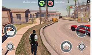 LA GangWar Simulator 3D скриншот 1