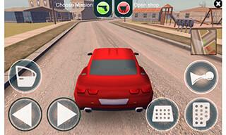 LA GangWar Simulator 3D скриншот 2