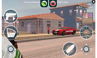 LA GangWar Simulator 3D скриншот 3