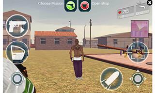 LA GangWar Simulator 3D скриншот 4