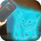 Cats 3D Hologram Simulator иконка