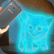 Cats 3D Hologram Simulator иконка