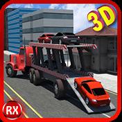 Car Transporter Big Truck 2015 иконка