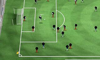 Stickman Soccer 2016 скриншот 1