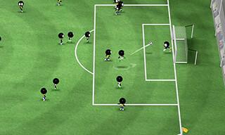 Stickman Soccer 2016 скриншот 2