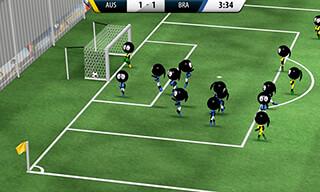Stickman Soccer 2016 скриншот 3