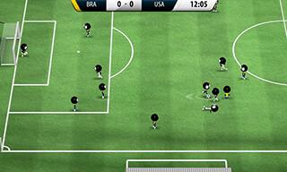 Stickman Soccer 2016 скриншот 4
