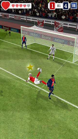 Score: Hero скриншот 4
