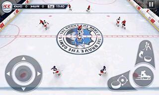 Ice Hockey 3D скриншот 1