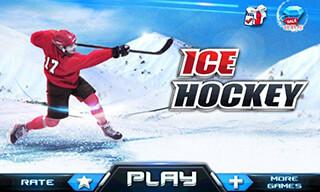Ice Hockey 3D скриншот 2