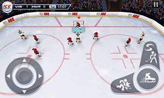 Ice Hockey 3D скриншот 3
