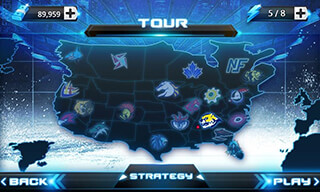 Ice Hockey 3D скриншот 4