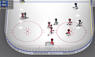 Stickman: Ice Hockey скриншот 4