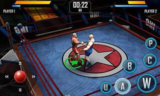 Real Wrestling 3D скриншот 1
