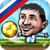 Puppet Soccer 2014: Football иконка