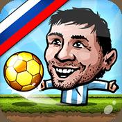 Puppet Soccer 2014: Football иконка