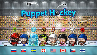 Puppet Ice Hockey 2015 скриншот 1