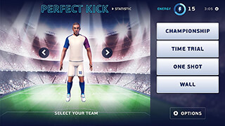 Perfect Soccer FreeKick 3D скриншот 4