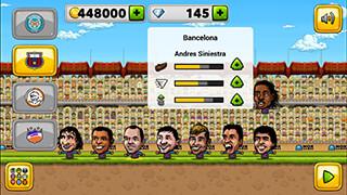 Puppet Soccer: Champions 2015 скриншот 3