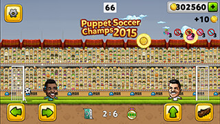 Puppet Soccer: Champions 2015 скриншот 4