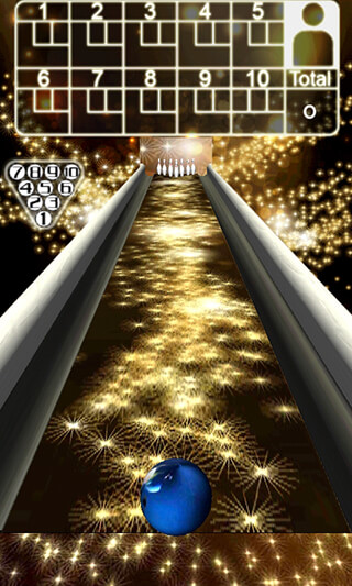 3D Bowling скриншот 3