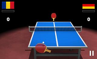 Virtual Table Tennis 3D скриншот 2