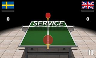 Virtual Table Tennis 3D скриншот 3