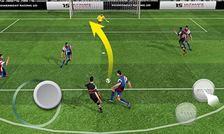 Ultimate Soccer: Football скриншот 2