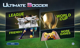 Ultimate Soccer: Football скриншот 3