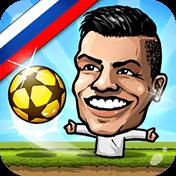 Puppet Soccer Champions 2014 иконка